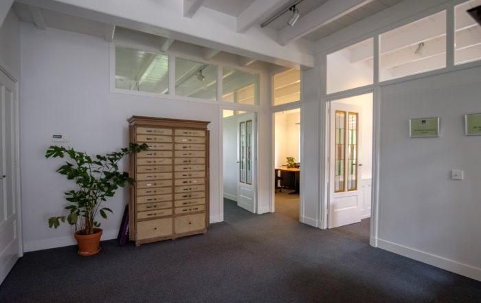 Schilderwerk - stoffering kantoorruimte