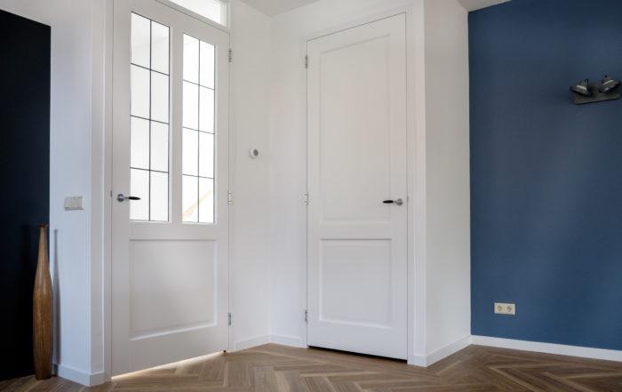 Binnenschilderwerk woonkamer