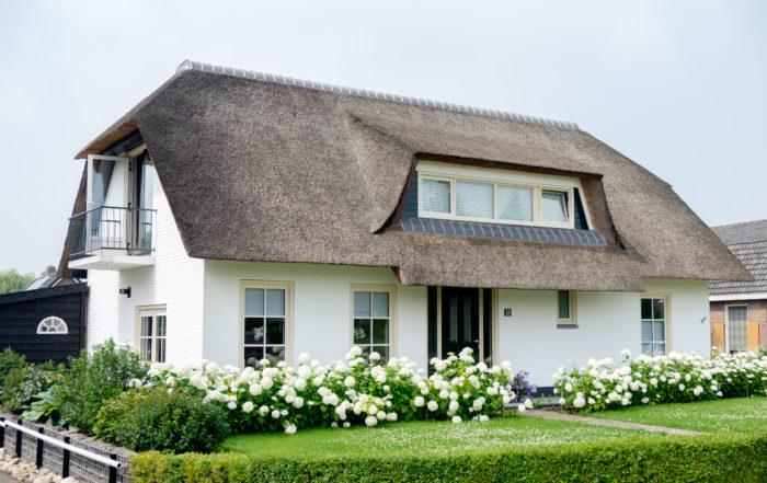Buitenschilderwerk woonhuis